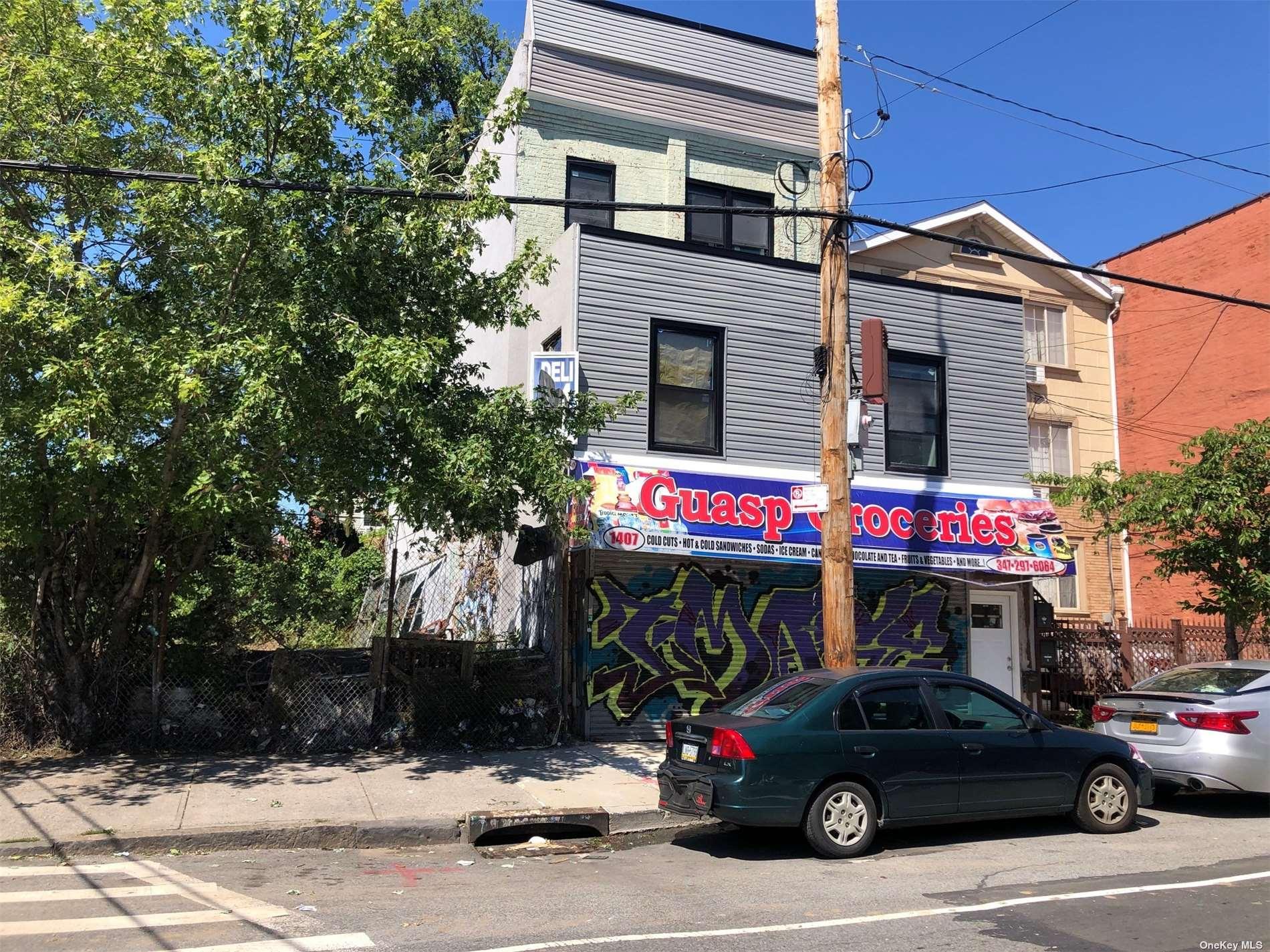 Mixed Use Vyse Avenue  Bronx, NY 10459, MLS-3343039-2