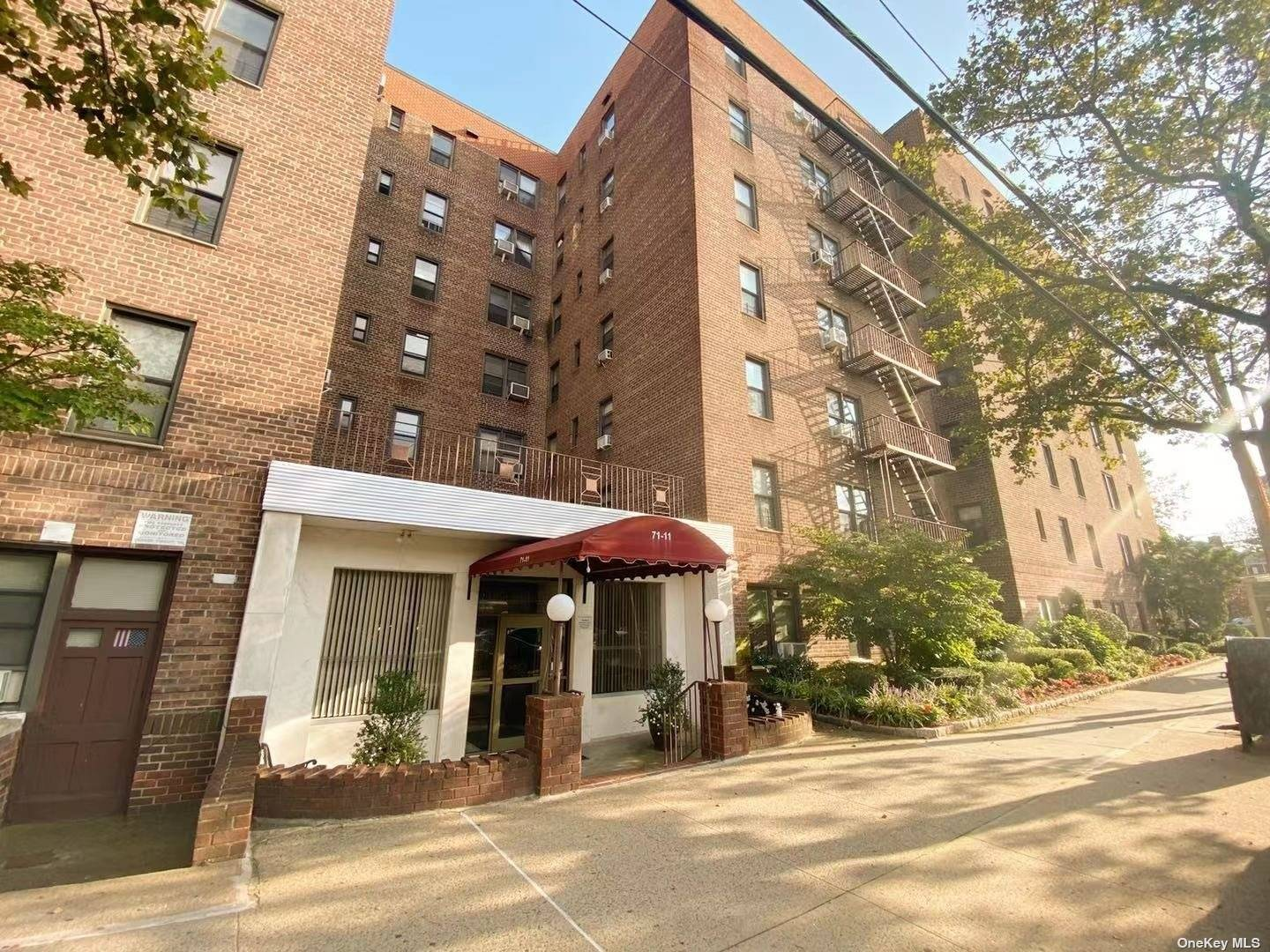 7111 YELLOWSTONE BOULEVARD #7S, FOREST HILLS, NY 11375