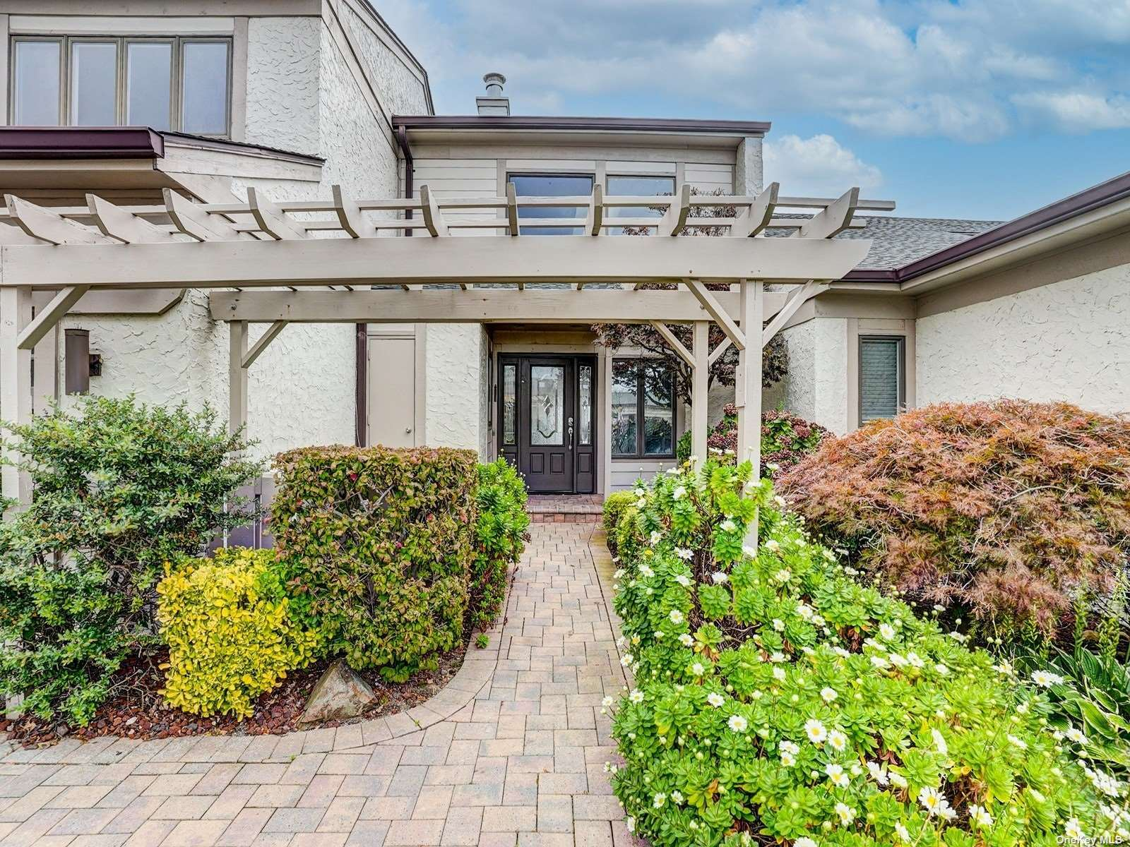 OPPORTUNITY!!! Large 3 BR 2.5 Bth Bay Front Condo In Prestigious Captains Walk.  Ready for Your Personal Renovation.  Completely Gutted, Comes with Architectural Plans to Make this your Dream Home. Views Galore, Clubhouse, Pool, Quiet Community