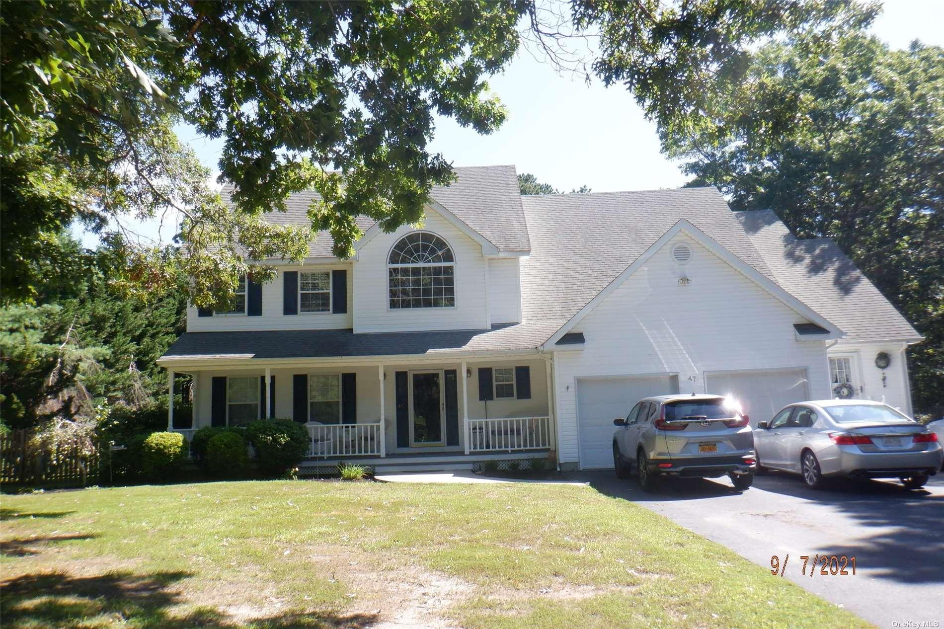 47 Cobblestone Drive, Shoreham, New York11786 | Residential For Sale