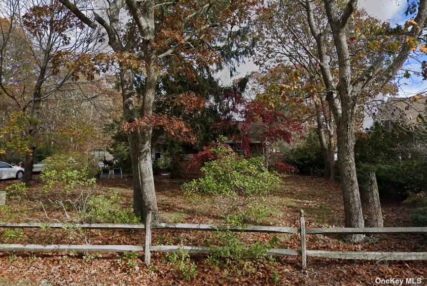 Make this delightful Cape your own in beautiful Westhampton Beach! This property is on a half acre with plenty of spacious room. Close to many amenities, shops and restaurants.