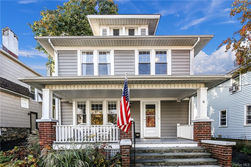 6 Eldridge Avenue, Ossining, NY 10562