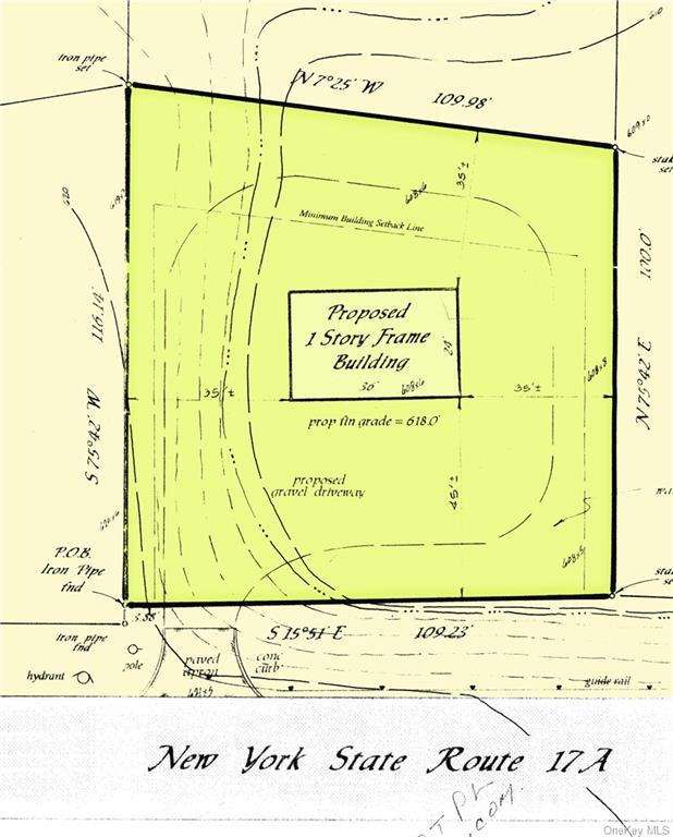 1201 State Route 17A, Warwick Town, New York 10925, ,Land,For Sale,State Route 17A,H5086629