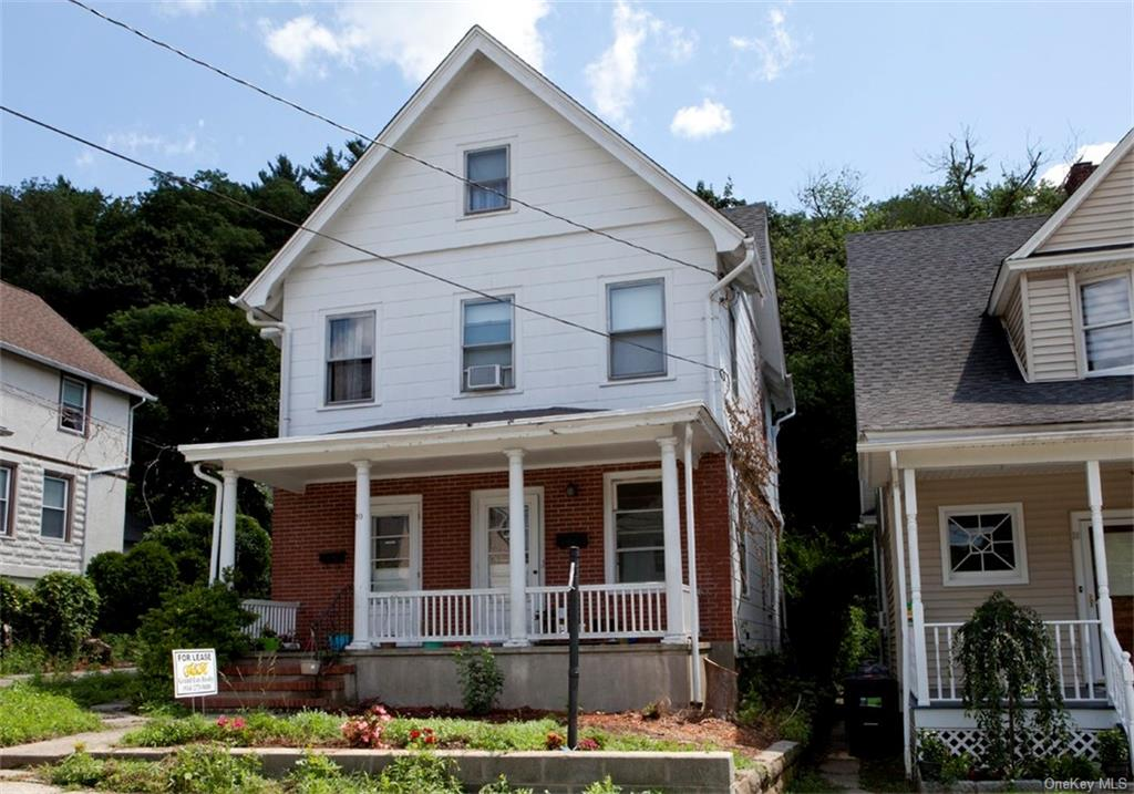 Accepted offer, inspections done. Multiple back ups. Value add potential. This is a great project for the open-minded with vision.   Great in town location for your home based business or investment project.   One block to shopping and two blocks to Valhalla Train  Formerly the home of a well known dentist with his practice on the first floor, this single family home is screaming for your finishing touches to restore the glisten to this home with historic charm.  Good bones and great location combine to make this a worthwhile project for your elbow grease.