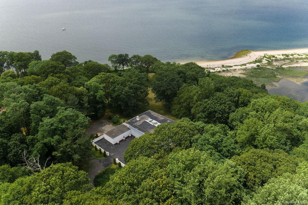 Rare opportunity to own a magnificent, 33-total-acre beachfront estate with mile of beach frontage on Long Island Sound s North Shore, Villa Riele is one of the Gold Coast s legendary estates. Four bedrooms, five full- and one-half baths, 10,000 total square feet, and 33 acres on four total parcels, don t miss your chance to bid on Villa Riele! Built by world-renowned architect Edward Durell Stone, Villa Riele is a stunning example of Mid-Century Modern design,and one of the only two residential projects he took on. No Reserve Auction to be held on-site, Saturday, August 1st, 2020, at 11:00 AM. Starting, Saturday, July 11th, 2020, previews every Saturday & Sunday 1:00 PM-4:00 PM, Private appointments available, Call for details.