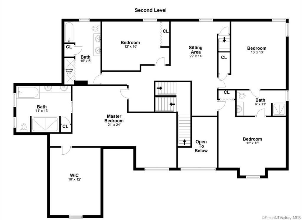 Single Family Norwalk Road  Out Of Area, NY 06850, MLS-H6053031-35