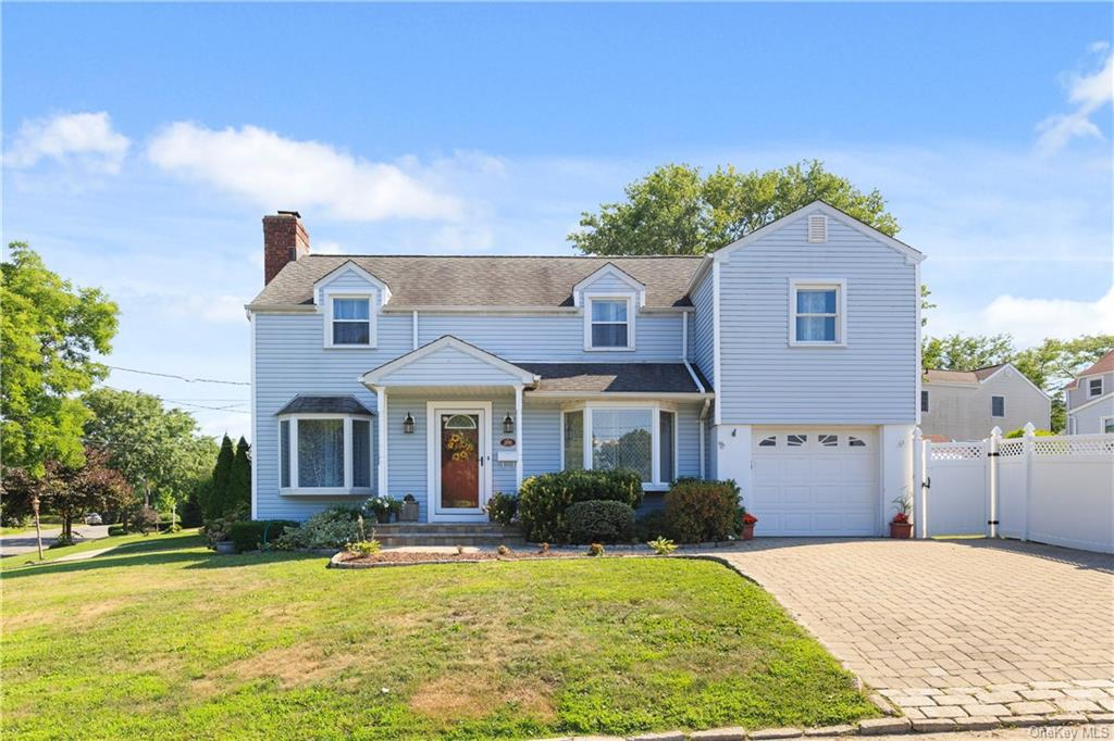 Charming Center Hall Colonial located within the Eastchester School District. Sunlight pours into the newly remodeled kitchen and features  granite counter tops, stainless steel appliances, brand new hardwood flooring, abundant cabinetry and an open concept floor plan on the first level. Additionally, This home boasts a master bath en suite, central air conditioning (brand new condenser), tons of closet space, a fully finished basement, and a private fenced in yard and patio for quiet enjoyment. Listed square footage does not include 483 sq ft of finished basement space. Close to all, 15 minutes walk to the Crestwood Metro North (35 Minute Ride to Grand Central) station and only a moments walk to the Elementary, Middle, and High School. This home will not last in today's market.