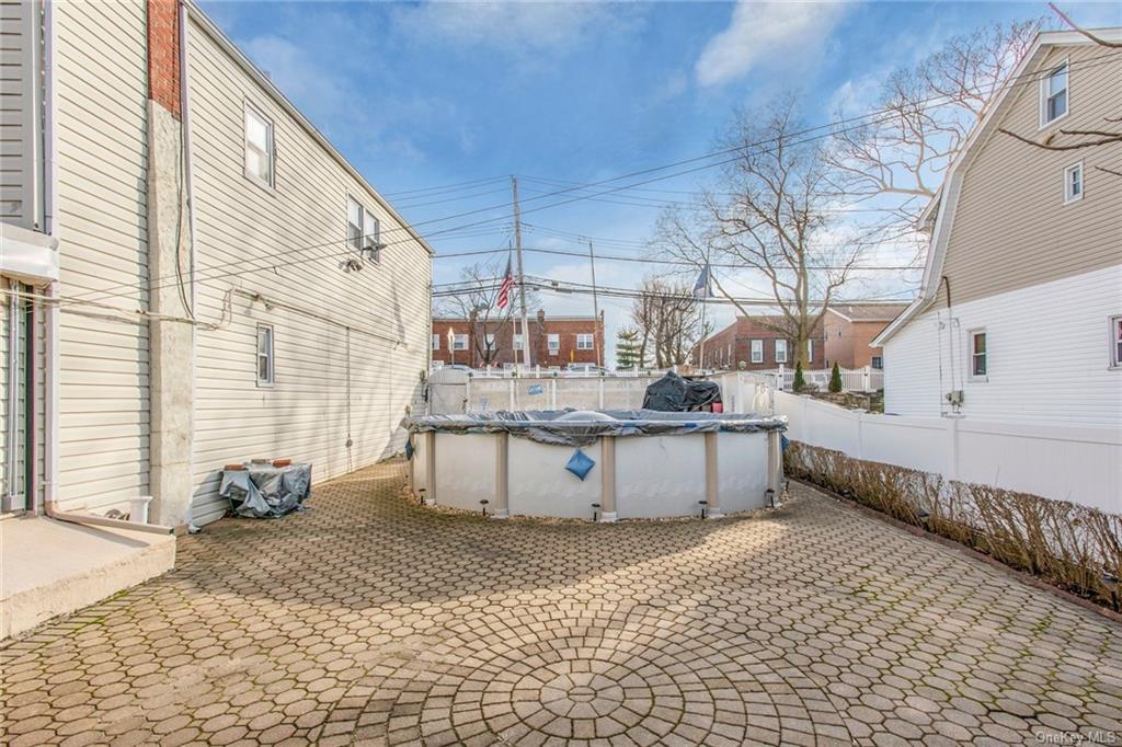 Land Ampere (lot 28) Avenue  Bronx, NY 10465, MLS-H6060407-2