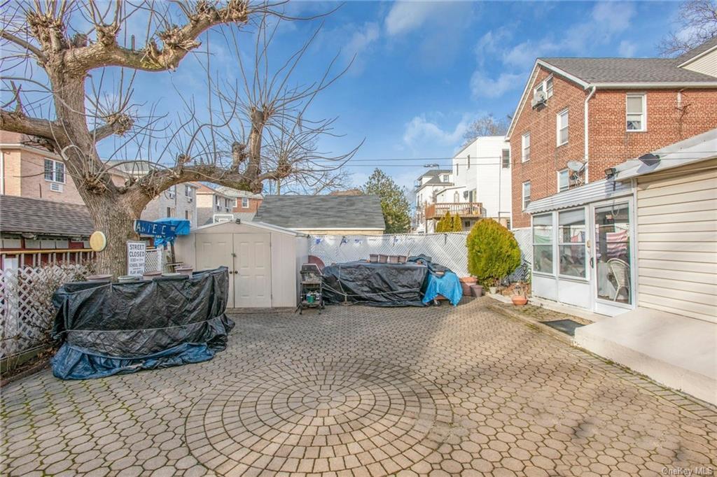 Land Ampere (lot 28) Avenue  Bronx, NY 10465, MLS-H6060407-4