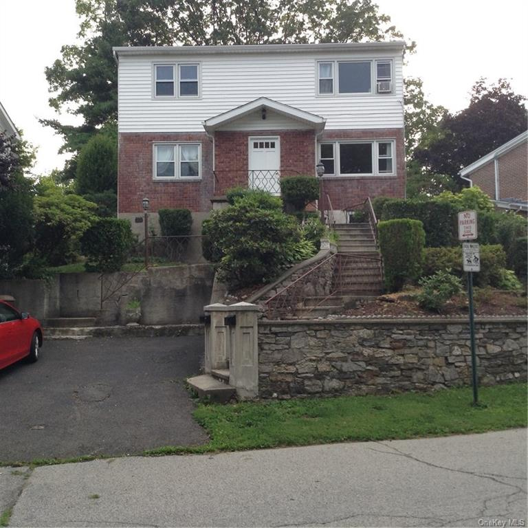 Investor's Dream: This spacious,updated legal 2 Family,located on quiet one-way st/.2 blocks from Metro North Crestwood station and in the Eastchester school district, will yield a positive cash flow.  The first floor boasts a Lg.Liv.Rm., Formal Din.Rm.,Eat-In-Kitchen, 2 Bedrooms,5 closets and Marble Bath. Includes a recently finished walk-out. Lower Level with summer Kitchen,2 Large multi-purpose rooms,with closets,Hot water baseboard heat with 2 separate zones,full bath,laundry with washer,dryer and utility sink.   The second floor.bright and airy has Eat-in-Kitchen with marble backsplash,new dishwasher,glass door access to concrete deck overlooking park like setting.2 Bedrooms,5 closets,updated marble bath and full attic accessible. Home also has 200 amp elec .service,with distribution panels,high efficiency gas fired Burnham boiler,new Hot water heater and new roof with 30 year asphalt shingle replacement.  Initial showings will be via drive-by. if interested call for appointment  but first sign covid. 19 form and send to broker. On first showing only second floor can be shown, if a client wants to make a offer,please present in writing with offer and proof of funds, if offer is accepted first floor can be shown.Owner requests cash offers only. Basement does not have a CO. showings times are