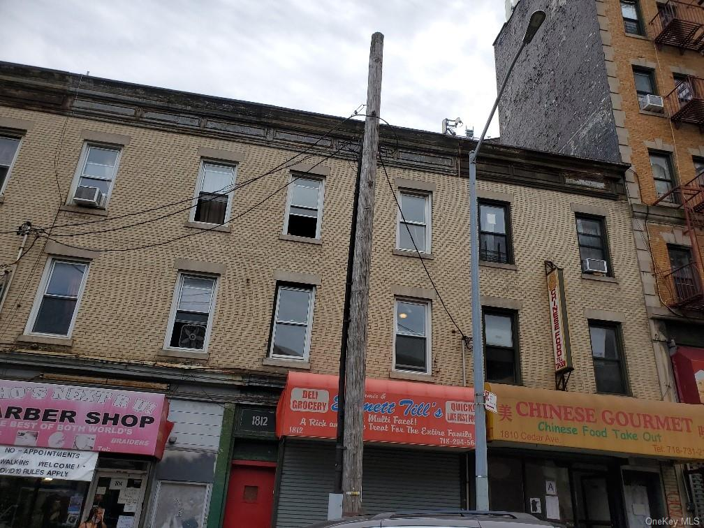 5 Family Building in Bronx - Cedar Avenue  Bronx, NY 10453