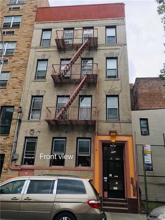 8 Family Building in Bronx - Belmont Avenue  Bronx, NY 10458