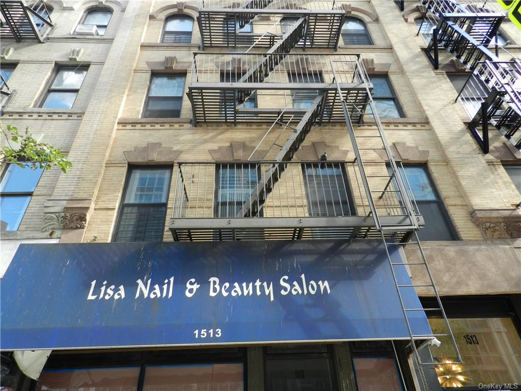 Commercial Lease in New York - Lexington Avenue  Manhattan, NY 10029