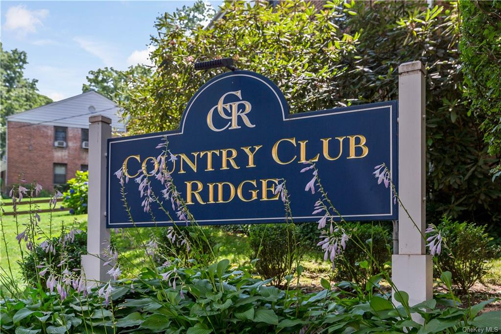 Welcome to Country Club Ridge!