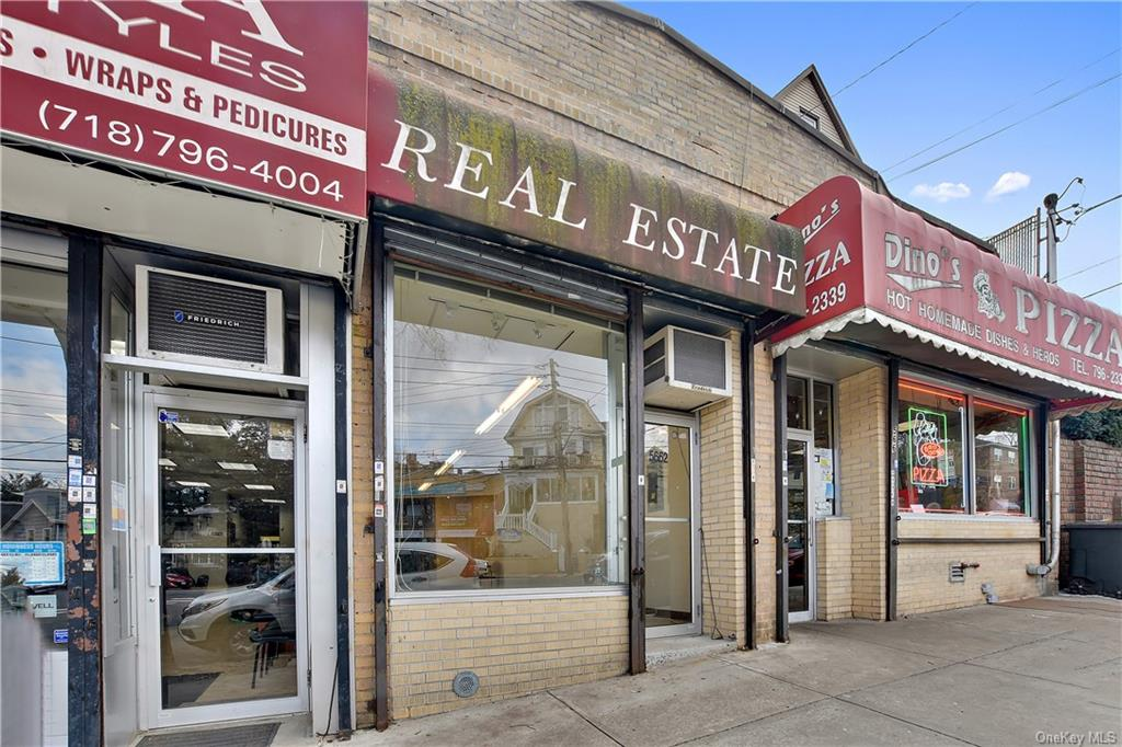 Commercial Lease in Bronx - Mosholu Avenue  Bronx, NY 10471