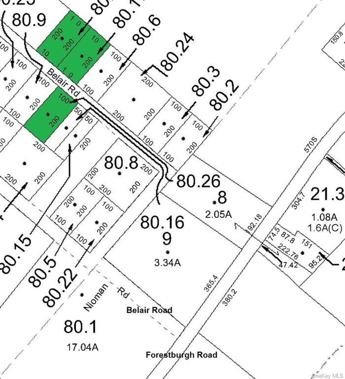 Single Family Belair Road  Sullivan, NY 12737, MLS-H6075200-4