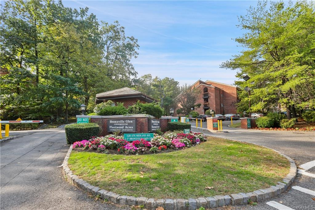 "Commuters Dream!!!  Welcome to this peaceful, serene and spacious 2 bedroom 2 bath apt. plus Dining Room in sought after Fleetwood Acres -an impeccably maintained and landscaped 24-7 gated park community. Apt. being sold ""as is"".  Great potential.. . . With a little TLC you can make it your own. Monthly maintenance includes all utilities-gas, electric, heat and hot water.  Ample parking on premises.  Excellent proximity to Metro North RR, close to Shopping Mall, Shops, Movies, Restaurants, daily necessities.  Easy access to major highways, Bee Line Buses.  5 Minute car ride into Bronxville Village.  Unassigned outdoor parking is $75.00 for one space; $350.00 for 2 spaces includes admin. fee.  Garage parking short wait list. AC is $15.00 per unit per month"