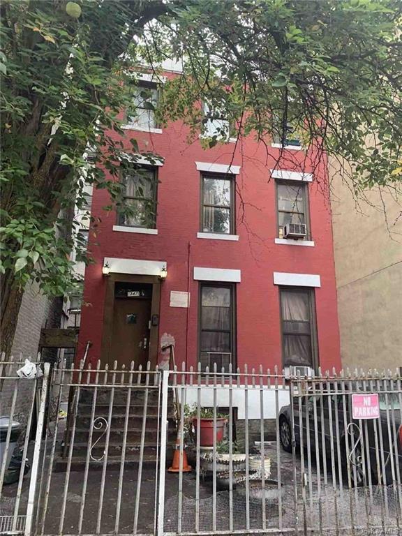 Three Family in New York - 118th Street  Manhattan, NY 10035