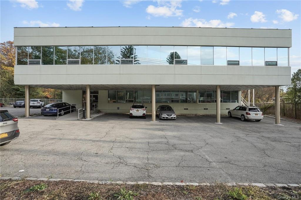 Three windowed office suites available on the 2nd Floor of this Professional Office Building.   Enjoy recently renovated spaces or we can even customize the spaces to your needs.  Additional offices and storage facilities available in rear lower level.  Perfect for Medical, Accountant, Attorney or General office space.   Easy access to Route 100/9A  & Taconic State Parkway.    Close to Club Fit, Starbucks and Mrs. Greens.    Elevator Access and on site parking.  COVID Protocols enforced building wide.