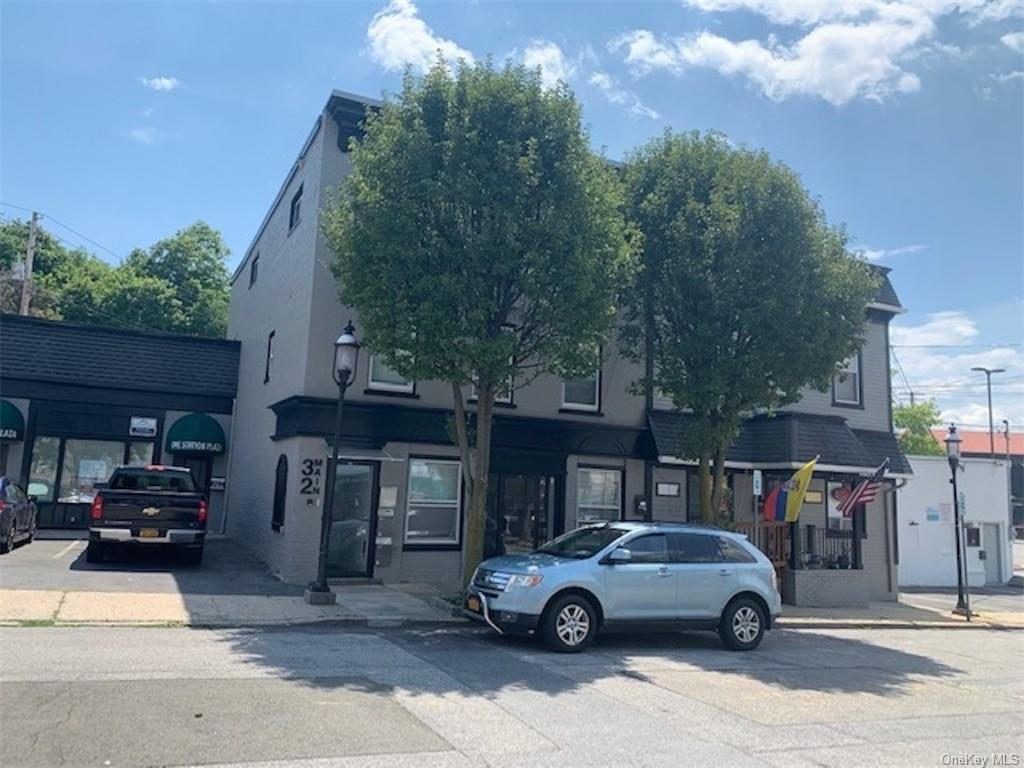 Retail space for Rent Downtown Ossining, Only steps away from Metro North train and walk to town to all shopping and restaurants. Could be used as office space, attorney, medical, personal training GYM (former tenant Gem Fitness) etc..  MUST SEE!