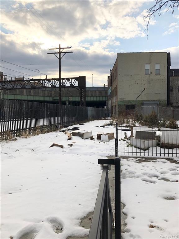 Land Van Buren Street  Bronx, NY 10460, MLS-H6087960-3