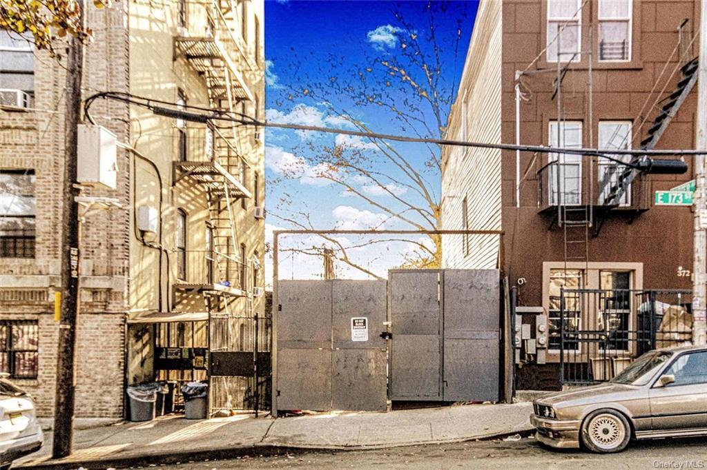 Land in Bronx - 173 Street  Bronx, NY 10457