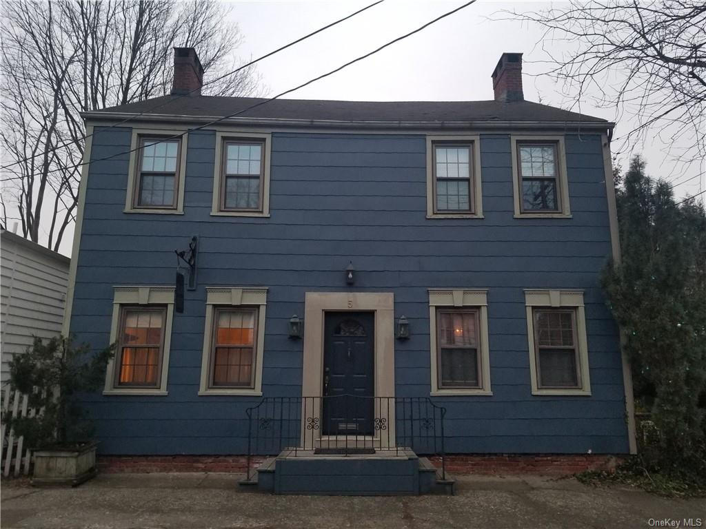 LOCATION LOCATION LOCATiON! In Historical District with B-1 Mixed Zoning; Currently a thriving Family-Run B&B. In the heart of Cold Spring?s Historic District! 1 min walk to Lower Main Street ? 2 min walk thru tunnel to Upper Main ? 3 minute walk to Hudson River & Marina just one block away ? 4 minute walk to RR. EZ walk to some of the area?s best hiking trails, with the Trolley's start-position just around the corner.     The house was masterfully restored in 2011. It boasts high ceilings & fabulous flooring - mostly wide-plank pine, otherwise slate & oak. Once in, you experience exceptional openness & flow, with the kitchen open to dining areas and Living Room off to side with Deck overlooking English Garden just beyond. Handsome moldings, faux finishes and stencils along with 4 fireplaces give this house great gravitas! Basement is walk out with natural lighting; it's yearning to be used for something wonderful; currently used for laundry & workshop.
