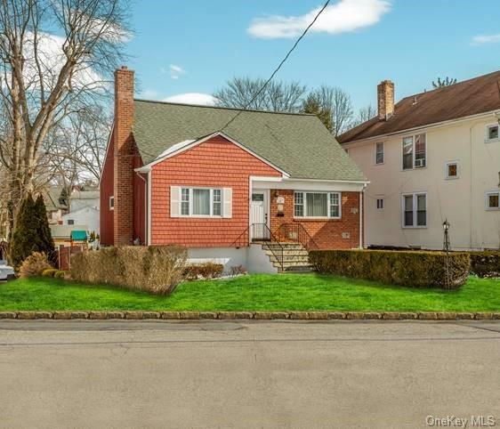 Rare opportunity in The Town of Eastchester. 29 Maple Street is the home you have been waiting for. This Cape boasts a newly renovated kitchen with stainless steel appliances and modern updates, an open floorplan in the kitchen/living area, hardwood floors throughout, four generous sized bedrooms, abundant storage throughout, and a partially finished basement not included in the listed square footage. Only 1 mile to the Scarsdale Metro North Station (35 mins to GCT). Scarsdale P.O.- Eastchester School District. LOW TAXES. The first time this home has ever hit the market! Only one owner in this homes history. This home will not last in today's market.