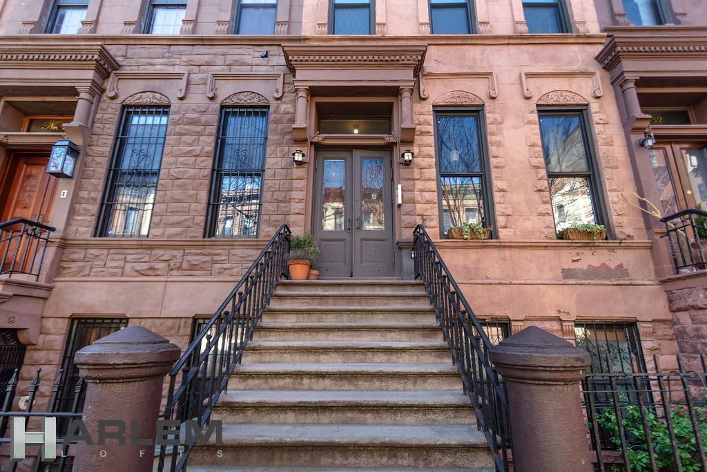 Single Family in New York - 119th Street  Manhattan, NY 10026