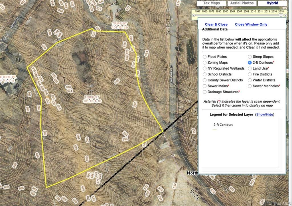 Level building site is clearly evident then the land drops away to open your vista. Insure your privacy and convenience and enjoy all that New Castle has to offer. Minutes to downtown Chappaqua, Armonk and Mt Kisco.