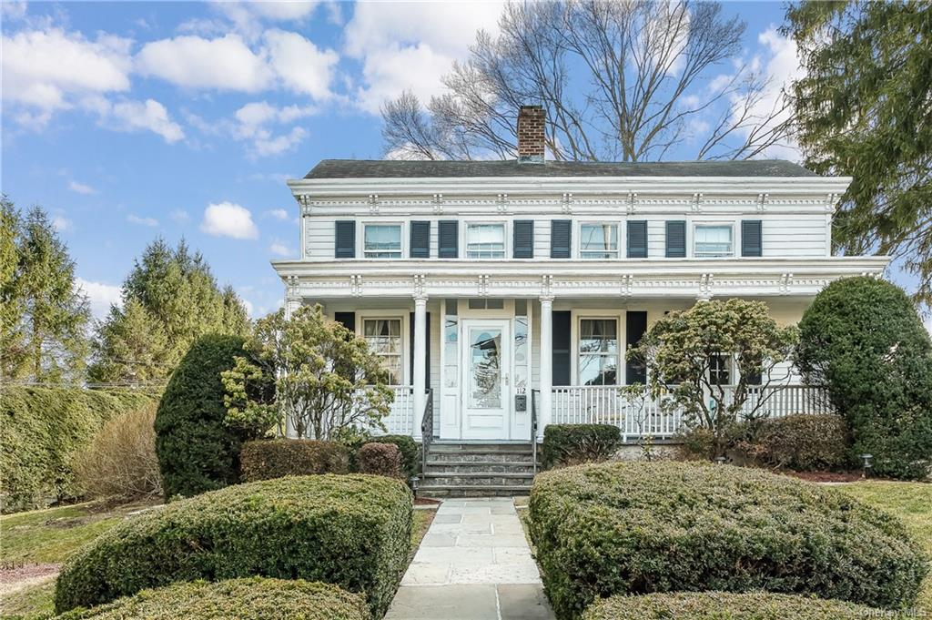 Welcome home to 112 Highland Ave, Eastchester -