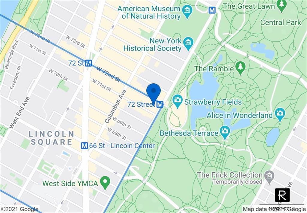 115 Central Park W New York NY 10023