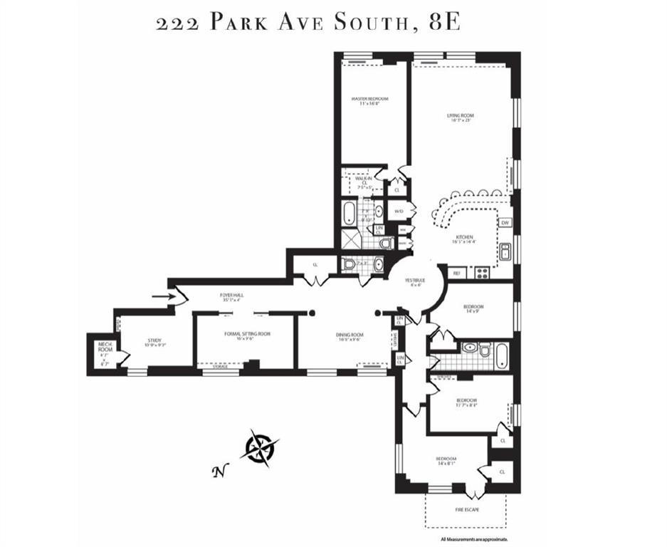 222 Park Avenue S New York NY 10003