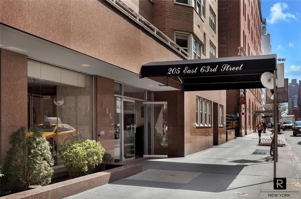 205 E 63rd Street New York NY 10065