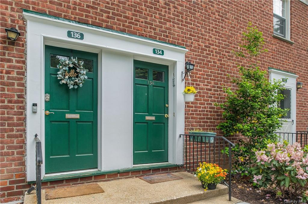 Private entrance into your apartment