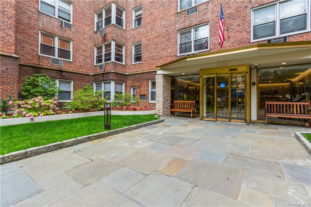 Welcome to 120 East Hartsdale Avenue.