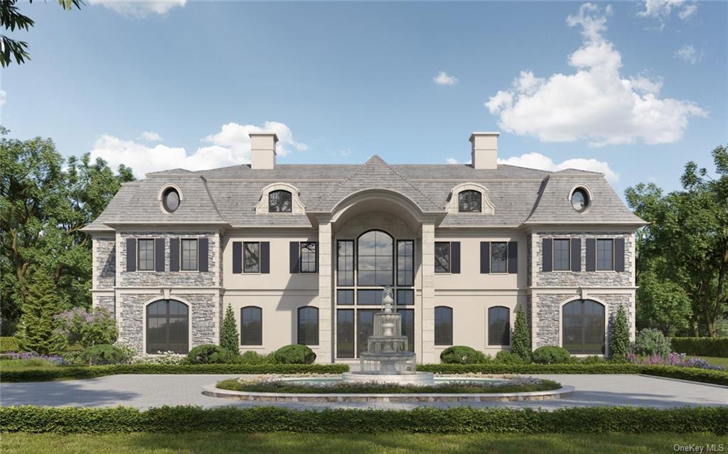Award winning custom luxury homes builder, KOSL Building, blends tradition with chic elegance throughout its luxurious masterpiece. Exterior and interior artful  details combined with open floor plan that includes 10' 1st fl, 9' 2nd fl and 11' basement. Coffered ceilings, graciously proportioned rms, custom millwork, 4 fireplaces, 3 car heated gar, 6 zones, Pella Windows. The main floor has huge great room with 2 sets of French doors leading to Pergola covered stone patio, ultimate Chefs Kitchen with sunny breakfast area. Unprecedented offing that includes: Pool, Generator, Gym, Movie theater, Golf simulator, Kids party room/Bar and more. Prime location in the Murray Hill Estate area.