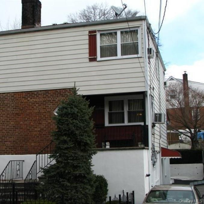 LEGAL TWO FAMILY IN YONKERS, NY WITH LOW TAXES!!! This is the home you have been looking for! This two family includes one 3 bedroom/1.5 bath unit and one 1 bedroom/1 bath unit. Located just over 1 mile from Cross County Shopping Center and right off Yonkers Avenue, this home is an excellent opportunity to own an income producing multi-family OR live in one unit and rent the other. Close to all major highways and shops. This home boasts newly sanded and finished hardwood floors throughout, a newly renovated bathroom, fresh paint and a private backyard for hosting. THIS HOME WILL NOT LAST IN TODAY'S MARKET!!!