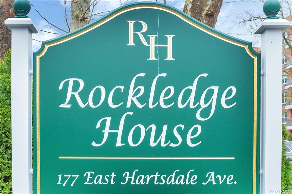 Welcome to Rockledge House, at 177 E Hartsdale Avenue.
