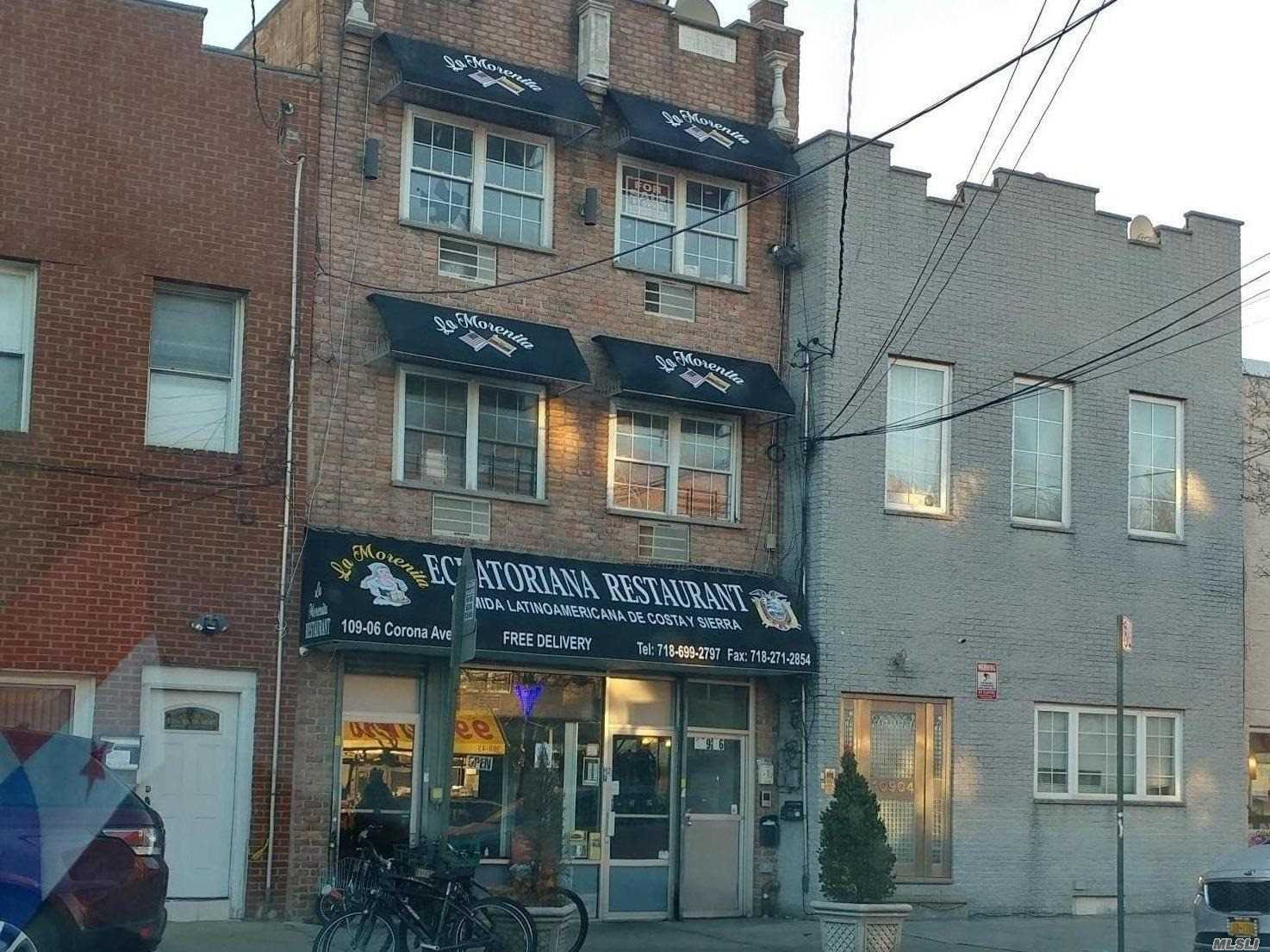 Property for sale at 10906 Corona Ave, Flushing,  New York 11368