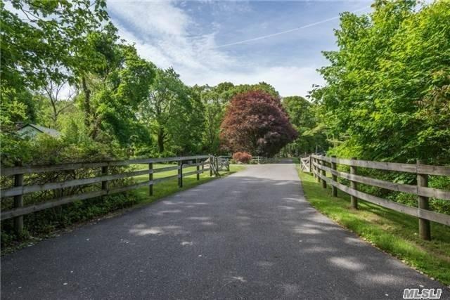 Property for sale at 1622 Lot 3 Old Cedar Swamp, Brookville NY 11545, Brookville,  New York 11545