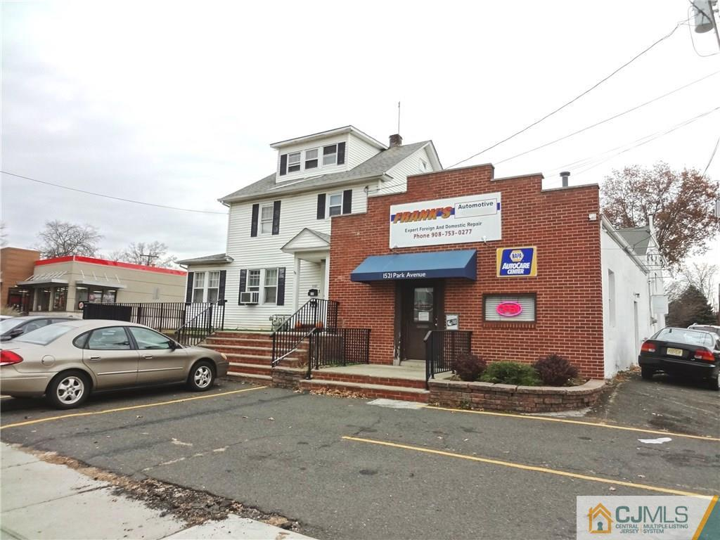 1521 Park Avenue, South Plainfield, 07080, ,2 BathroomsBathrooms,Commercial Sale,For Sale,Park,2007866