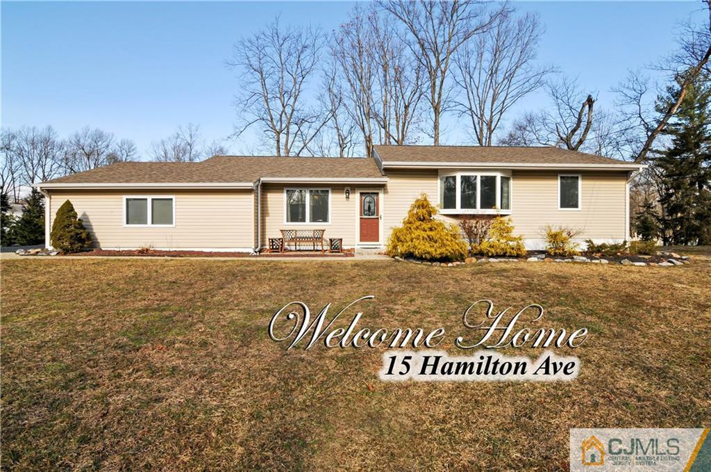 Property for sale at 15 Hamilton Avenue, Marlboro,  New Jersey 07751