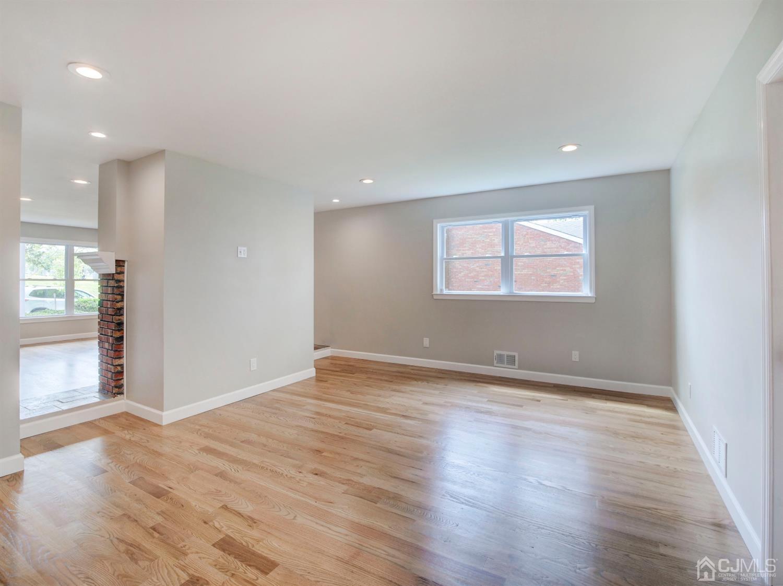 Den open to living room