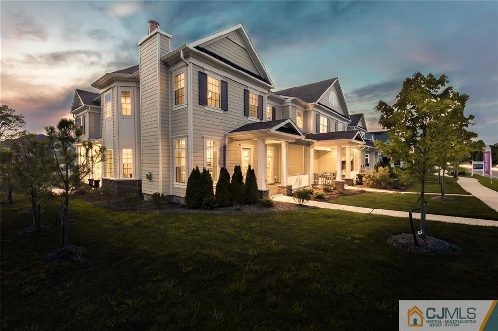 townhouses voor Verkoop op Cranbury, New Jersey 08512 Verenigde Staten