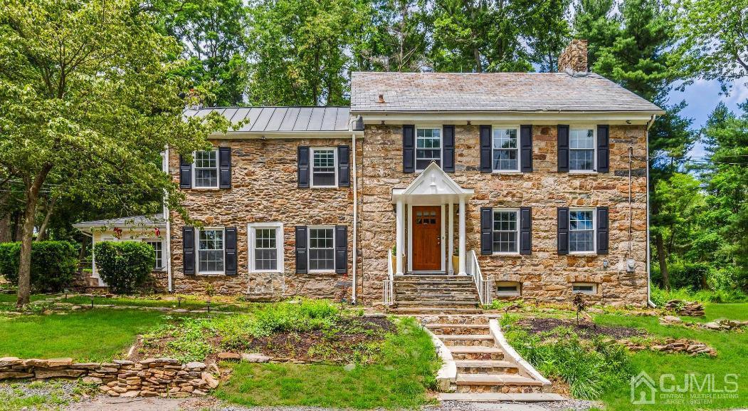 Single Family Homes 为 销售 在 彭宁顿, 新泽西州 08534 美国