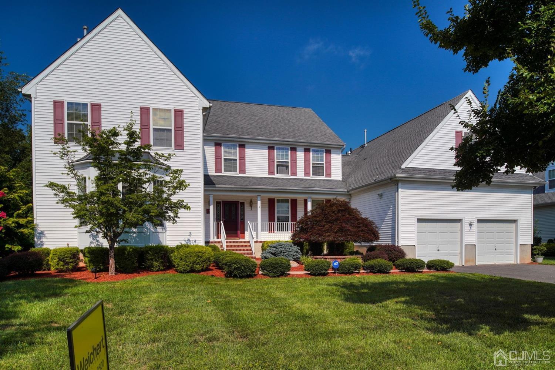 Single Family Homes para Venda às Plainsboro, Nova Jersey 08536 Estados Unidos