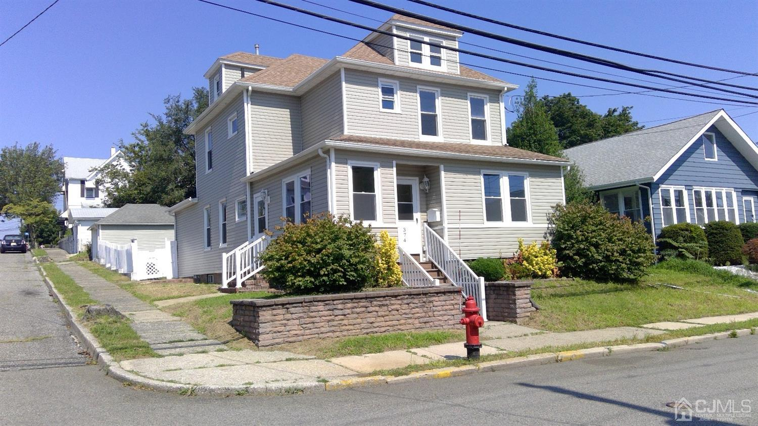 Property for sale at 374 4th Street, South Amboy,  New Jersey 07052