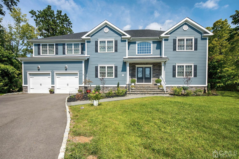 Single Family Homes для того Продажа на Bridgewater, Нью-Джерси 08807 Соединенные Штаты