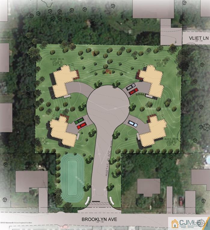 Đất đai vì Bán tại Spotswood, New Jersey 08884 Hoa Kỳ